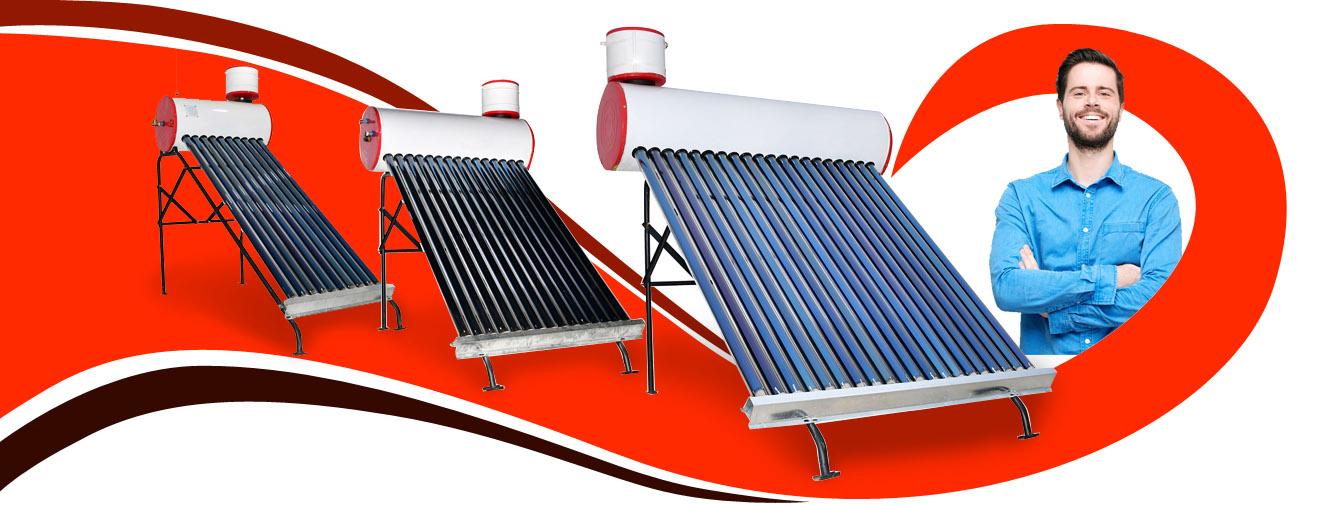 آبگرمکن خورشیدی ایرانی بهتراست یا خارجی ؟