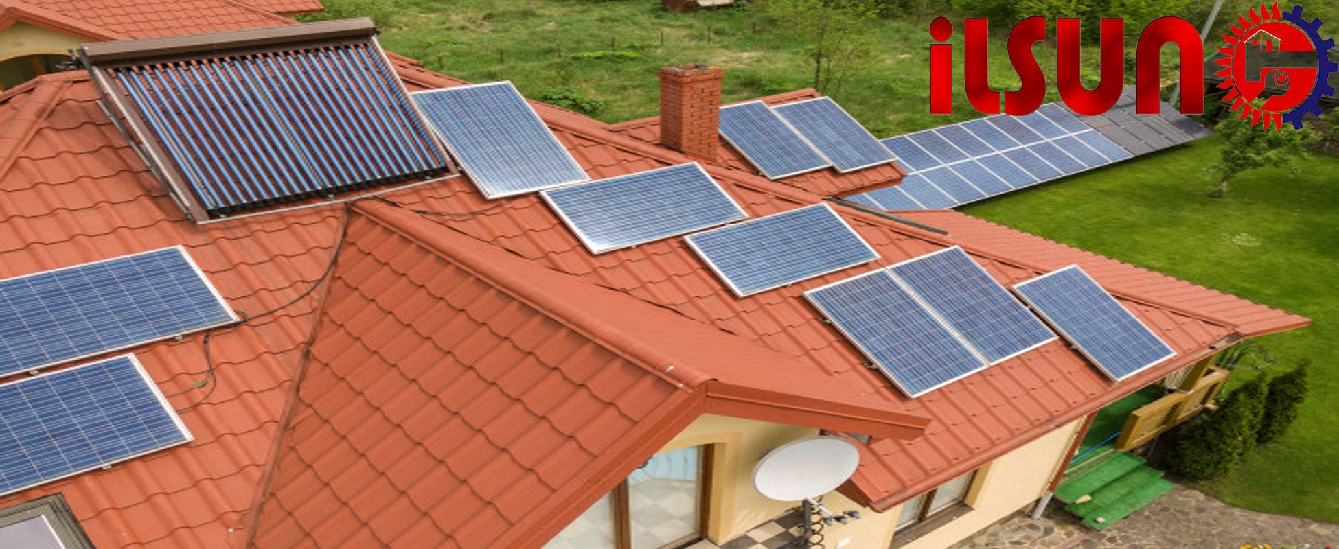 آیا از آبگرمکن خورشیدی میتوان در هوای ابری استفاده کرد؟