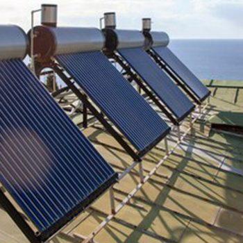 آبگرمکن خورشیدی مناسب برای خانواده 4 نفره