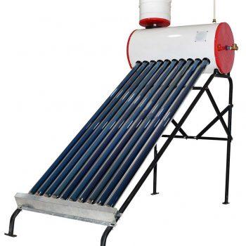 طرز کار آبگرمکن خورشیدی چگونه است؟